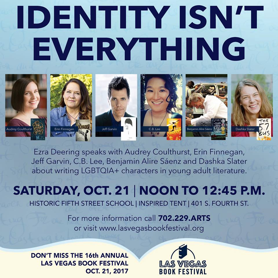 Identity isn't everything panel flier